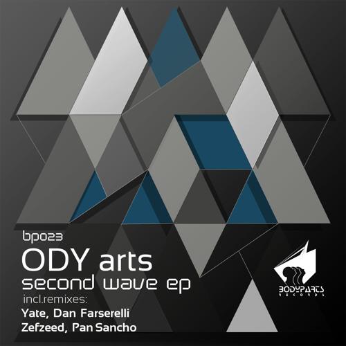 [BP023] ODY arts - Kecune (Original mix) preview