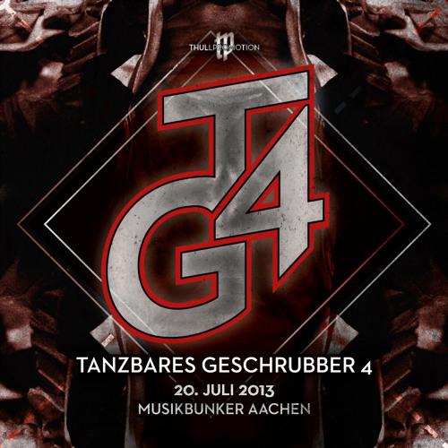 Rebekah @Tanzbares Geschrubber 4, 20.7.2013, Musikbunker Aachen