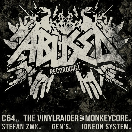 Stefan ZMK @ Abused Recordingz - Magiq Antwerp Belgium 2013 [hardcore|tekno]