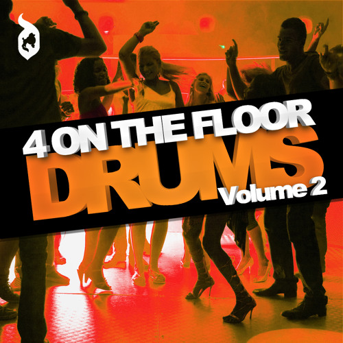 DGS37  Four On The Floor Drums 02 - Sample Library - Exclusive at Loopmasters