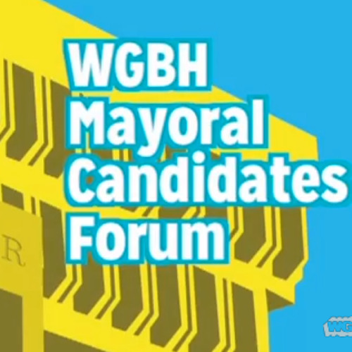 Rob Consalvo For Mayor - Making Boston Better: WGBH Mayor Candidates Forum