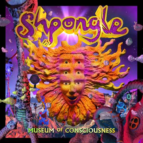 Shpongle - How The Jellyfish Jumped Up The Mountain