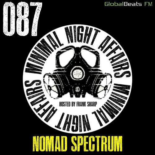Minimal Night Affairs 87 - Nomad Spectrum