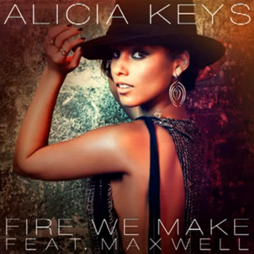 Alicia Keys & Maxwell - Fire We Make (Ion The Prize Bootleg Remix)