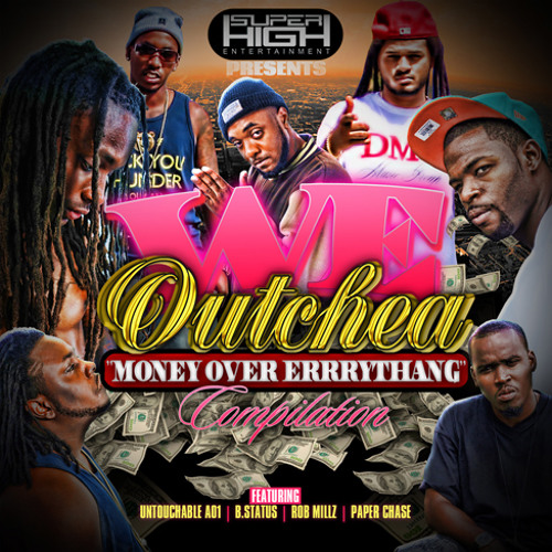 """4 - Untouchable AO1 """"Petty""""  Feat. Nicky Rae"""