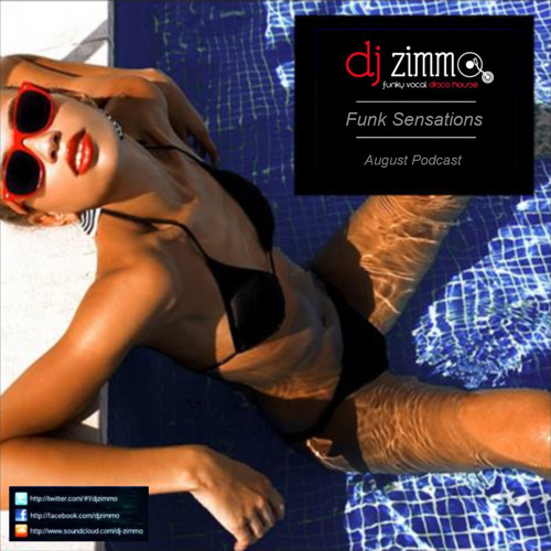 Funk Sensations (DJ Zimmo Mix Aug 2013)