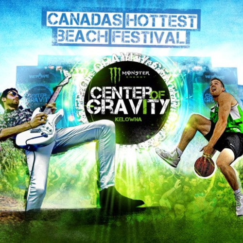 Center Of Gravity 2013 Mix