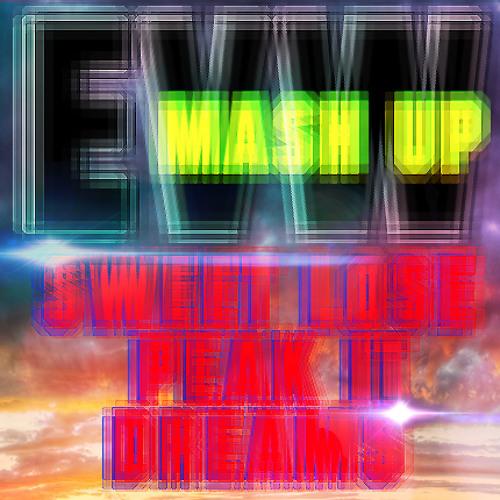 Sweet Lose Peak It Dreams (Eddy Van Well Mash Up)