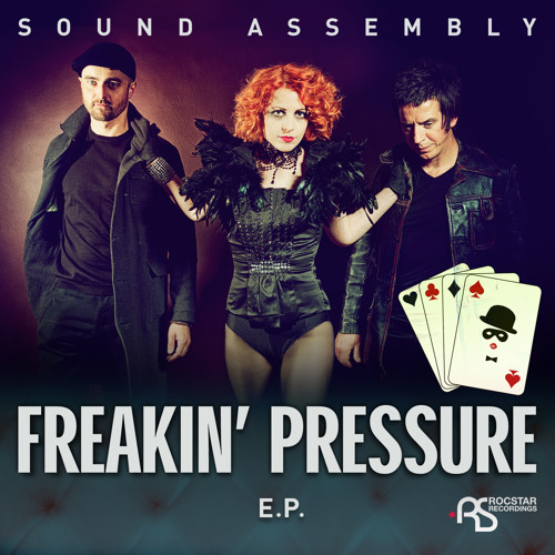 Freakin' Pressure E.P. OUT ON JUNO 18th AUGUST