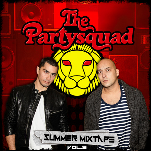 The Partysquad Summer Mixtape 2013