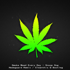 Smoke Weed Every Day - Snoop Dogg (Hedegaard) Q Bootleg