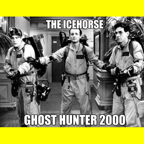 The Icehorse - Ghost Hunter 2000