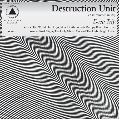 Destruction Unit - Bumpy Road