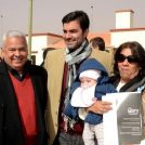 Juan ManuelUrtubey entrega vivienda B° P Belgrano