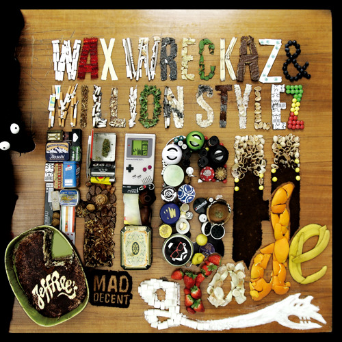 Wax Wreckaz - High Grade feat. Million Stylez (Sensay Remix)
