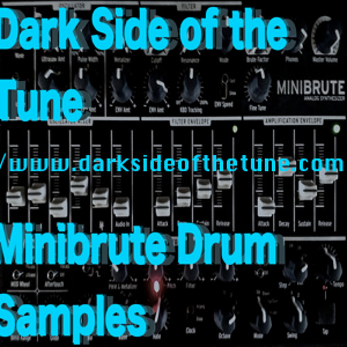 MiniBruteDrums Demo (Link for one hit samples from the track are in link below)