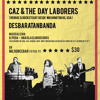 Going Underground Party - Caz & The Day Laborers - Caleidoscopio de sonidos