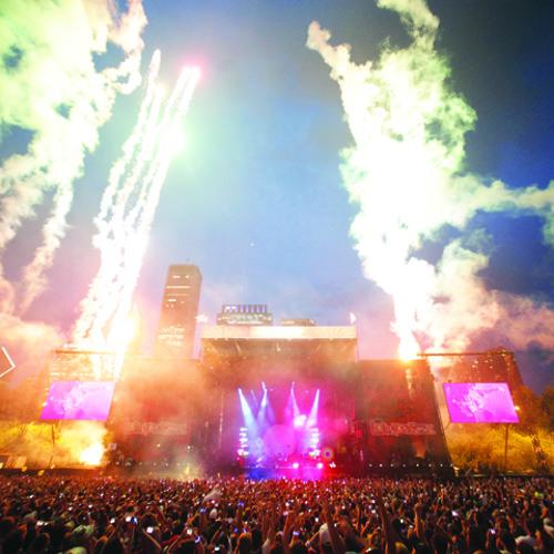 Lollapalooza 2013 Sunday Playlist
