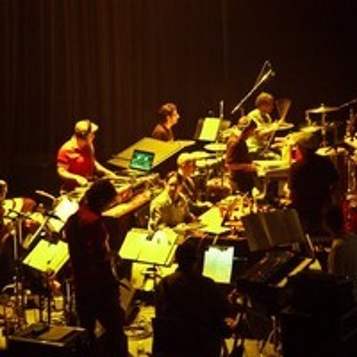Slice - Drum & Light Orchestra (Live, 2010)