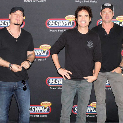 INTERVIEW: Train Explains Why 'Bruises' Is A Nice Surprise, Reflects on Kidd Kraddick's Passing
