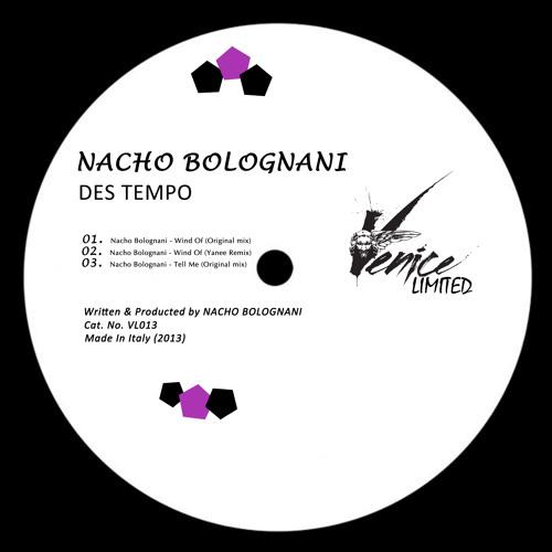 Nacho Bolognani - Tell Me (Original mix)  [Venice Limited]