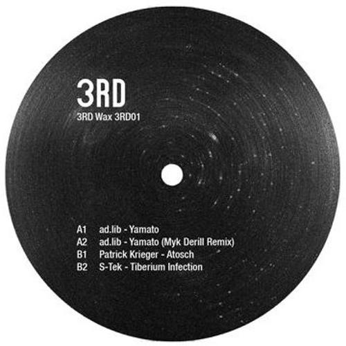 3RD01 Vinyl preview