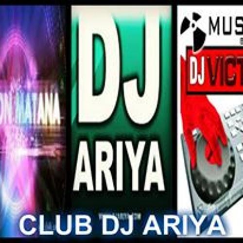 DJ ARIYA REMIX - Cant Stop Loving U