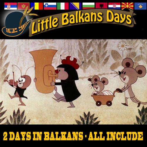2 Days In Balkans - Day 1