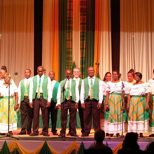 Montserrat's new national song, Motherland by Sir Howard Fergus and Dr George Irish
