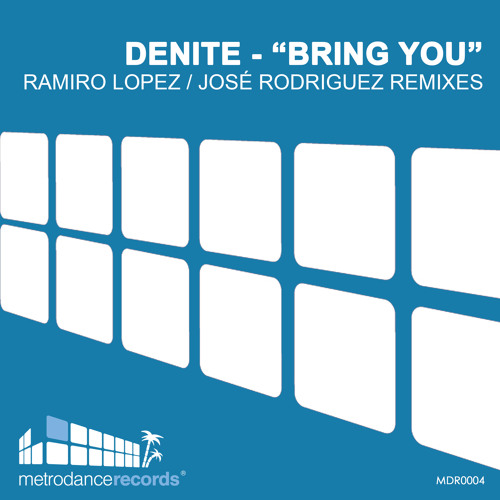 Bring You (Original Mix) [MDR004]