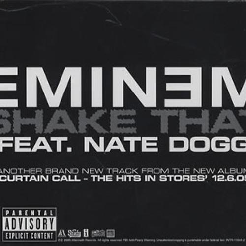 Eminem feat. Nate Dogg - Shake that (Nikitin bootleg) [Preview Cut]