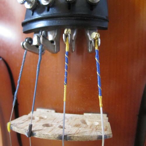 Helicore Heavy D, G strings, 2 1/2 Sruti - Kamboji