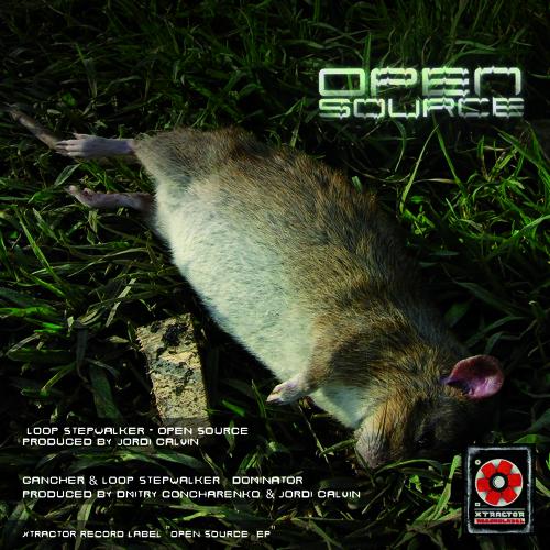 """Loop Stepwalker """"Open Source""""  (Xtractor 05)"""
