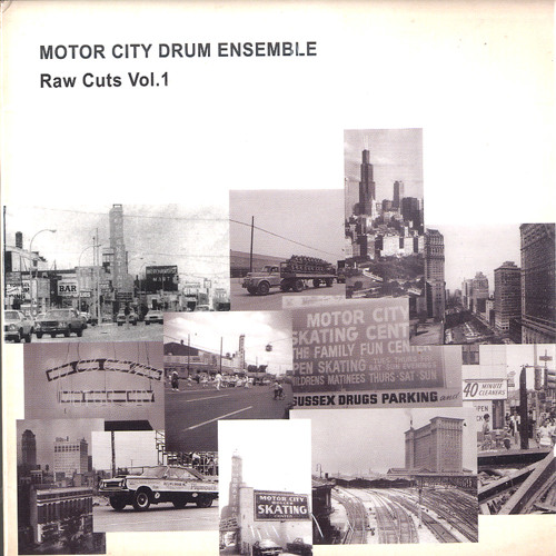 Motor City Drum Ensemble - Jayson Brothers - All My Life.