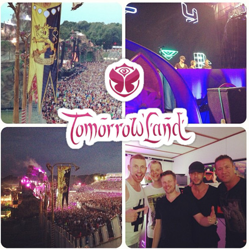 Live @ Tomorrowland (Radio Recording)