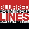 Robin Thicke Feat T.I And Pharrell Williams - Blurred Lines (Cover By Ari)