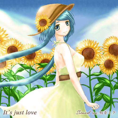 It's just love(初音ミク)