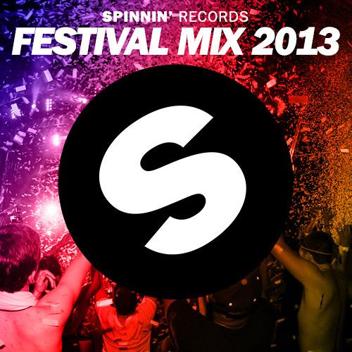Spinnin' Records Festival Mix 2013