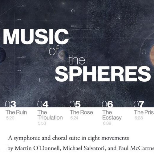 Music Of The Spheres - Movement 02: The Union