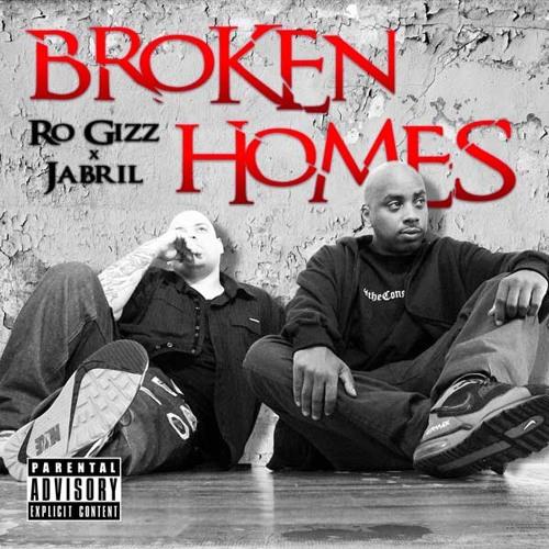 RoGizz x Jabril - Broken Homes EP (ft. TREE prod by S.C.)