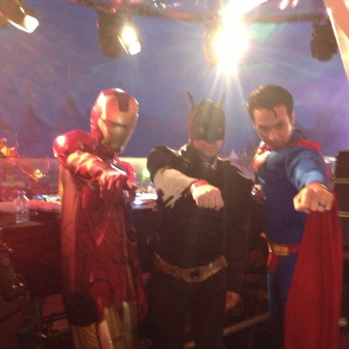 Laidback Luke B2b Sander Van Doorn B2b Dimitri Vegas – Live @ Tomorrowland 2013 (27.07.2013)