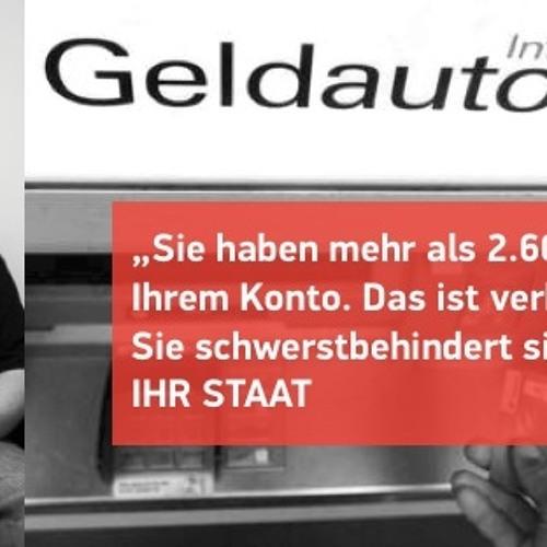 Deutschlandradio - Recht auf Sparen und gleiches Einkommen für Menschen mit Behinderungen