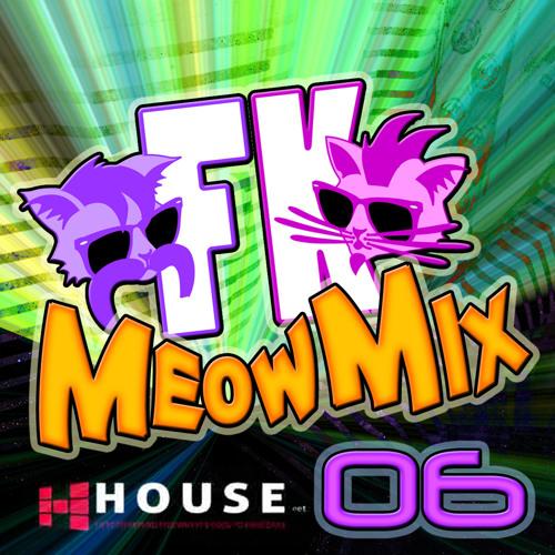 House.NET June/July 2013 - Mixed by Fuzzi Kittenz