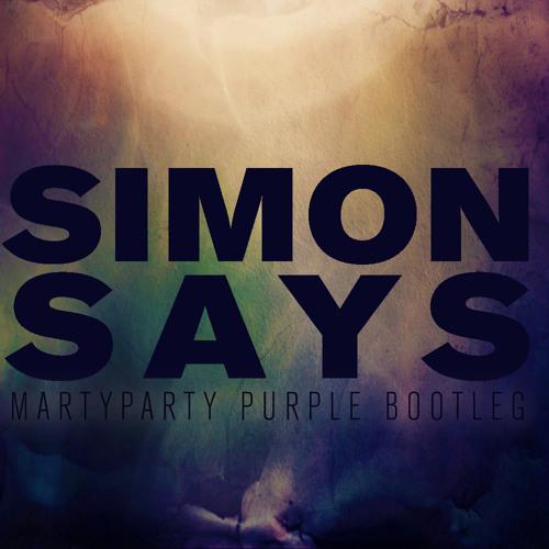 Pharoahe Monch - Simon Says (MartyParty Purple Bootleg)
