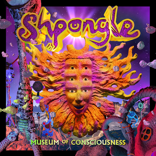 Shpongle - The Aquatic Garden Of Extra-Celestial Delights