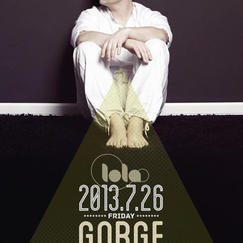 GORGE @ Lola Club Shanghai