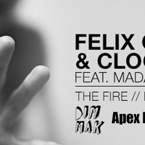 Felix Cartal & Clockwork - The Fire (Apex Rise Trap Remix) feat. Madame Buttons