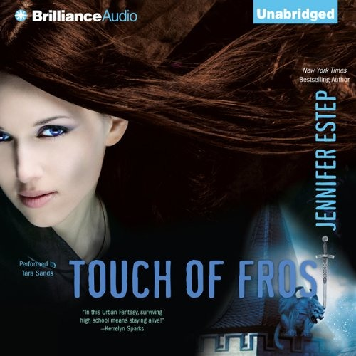 Touch of Frost by Jennifer Estep,   Narrated by Tara Sands