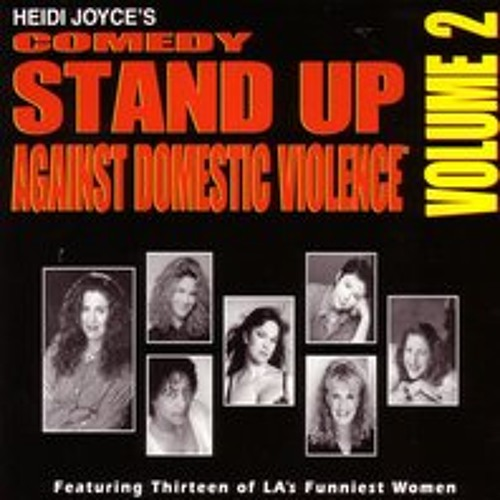 Maryellen Hooper | Heidi Joyce's Comedy Stand Up Against Domestic Violence, Volume 2