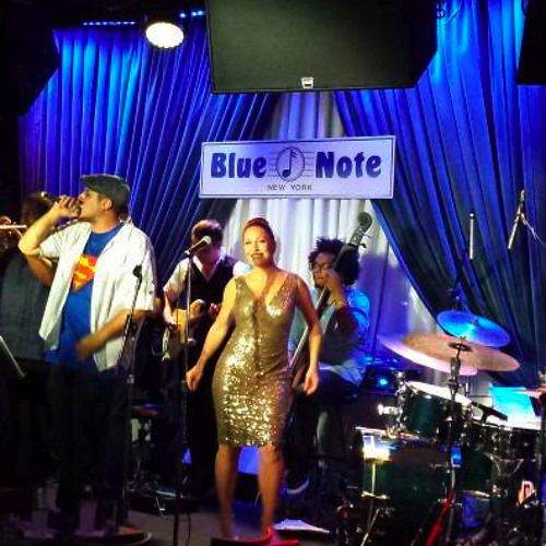 Nickel and Dime OPS Live @ Blue Note - Shadow of Man